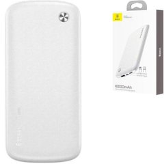 Power Bank Baseus BS-P10K 10000mAh, Белый